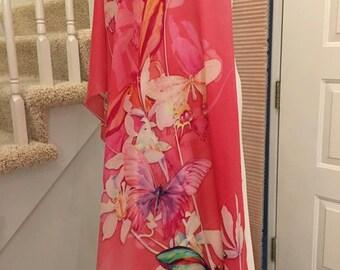 Luxury 100% Silk Scarf