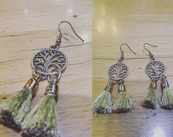 Women's Handmade Earrings