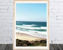 Print Beach Poster Photo multicolor download files for printing
