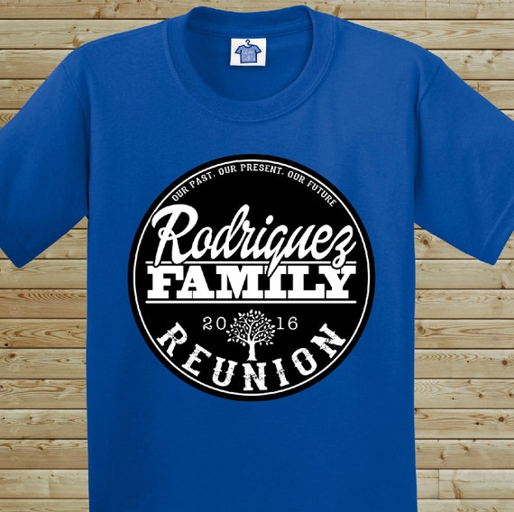 Special requests seaandsuns for Printed t shirts for family reunion