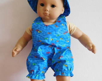 15 inch Baby Doll Romper