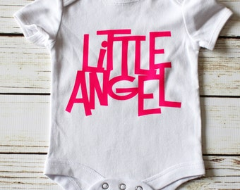 Little Angel infant toddler bodysuit