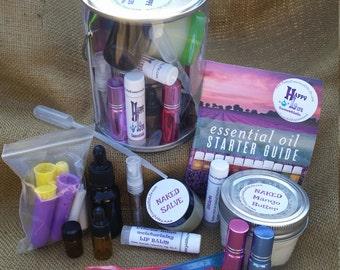 Deluxe Aromatherapy Kit