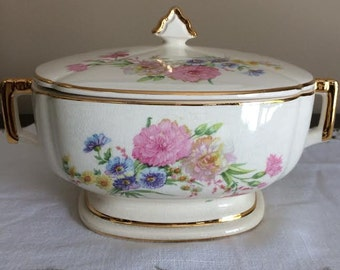 The Limoges Soup Tureen