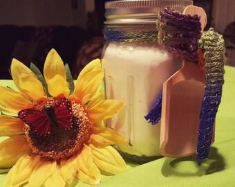 Lavender-Lemon Laundry Powder Detergent