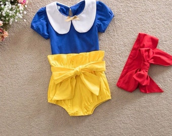 Snow White Magical Outfit