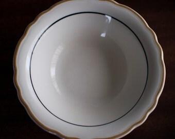 Set of Homer Laughlin Berry Bowls - Dorado Best China - Set of 2