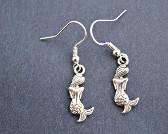 Mermaid Earrings - Mermaid Jewellery - Sealife - Marine-life - Mermaid Costume - Mermaids