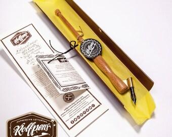 Calligraphy Oblique Pen holders Rolfpens - Caligrafía Porta plumilla obliqua