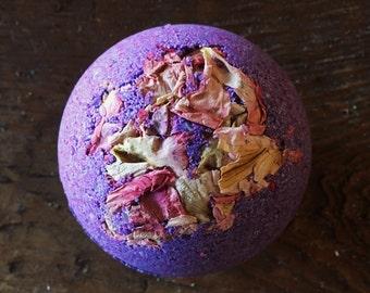 Lilac Bath Bomb