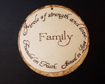 Family circle