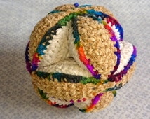 Amish gripping ball puzzle ball 16 cm