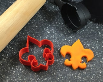 Boy Scout Symbol Cookie Cutter