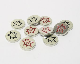 Pack of 10 Action Tokens