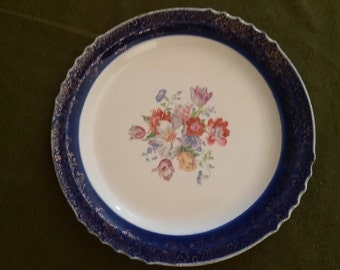 Items Similar To Vintage Serving Platter French Saxon