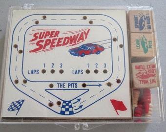 Vintage Super Speedway Game