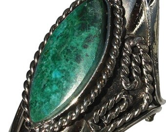 Ring semi precious stone