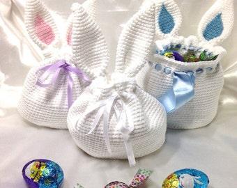 Pochon in rabbit ears