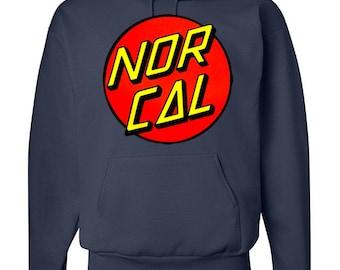 Nor Cal Circle (hoodies)