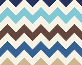 Riley Blake designs   Medium Sporty- Shaded Chevron