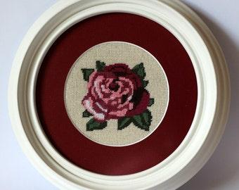 Handmade Gobelin - Rose