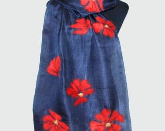 Silk Scarves Flora Assortment