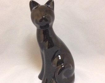 Ceramic Pet Cat Urn