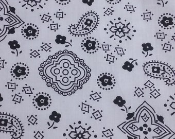 Bandana Print By the Yard!!