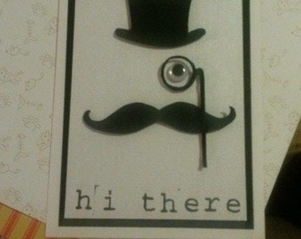 Card Sir 'Hi There'