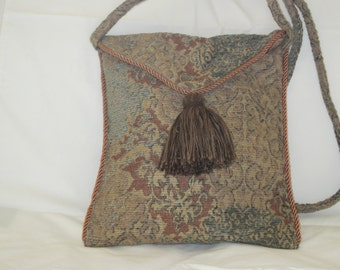 Haute Couture tapestry bag