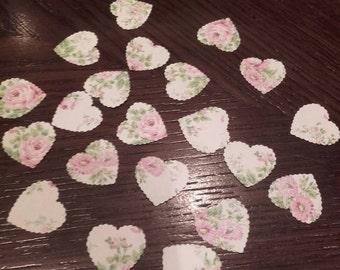 Vintage Paper Table confetti