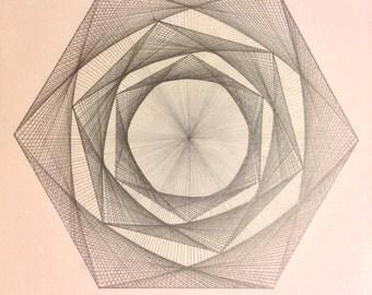 Hexagon Fractal