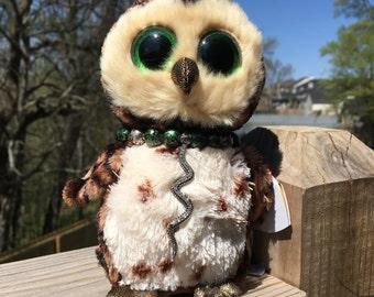 Adopt-an-Owl - Slytherin