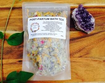 Post-Partum Bath Tea
