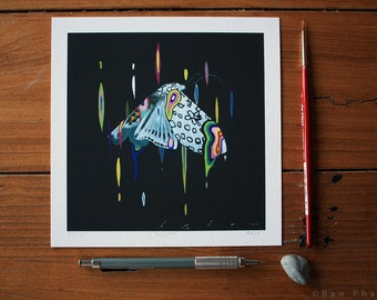 Dripped - Limited Edition Print