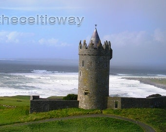 Doonagore Tower, Doolin Ireland
