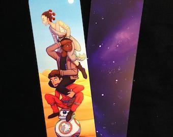 BB-8 Fun Bookmark