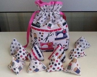 Pattern Weights and Storage Bag