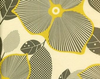 Amy Butler - Midwest Modern - Optic Blossom - Linen - AB27 - 100% Cotton Fabric by the Yard - You Choose the Cut