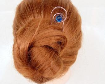 30% Off Copper Hair Fork, Hair Bun Holder Bun Pin, Hair Stick Clip Hair Pin Hair Jewelry Rose Gold Hair Piece Women Hair Accessory Organizer