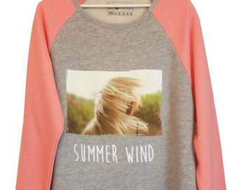 Summer Wind Sweatshirt