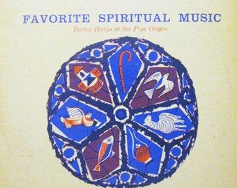 Favorite Spiritual Music