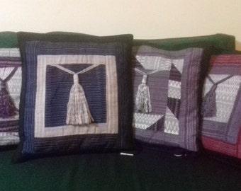 Handwoven Cotton Pillow Shams