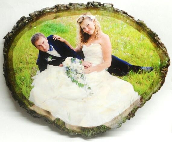 Wedding Gift, Wedding Photo, Wedding Surprise, Pictures on Wood ...
