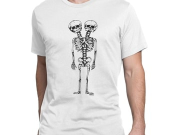 Siamese Bones T-shirt 1