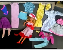21 piece Barbie Collection