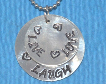 Love Necklace | Teenager Gifts | Best friend Gift | Friend Gifts | Friend Necklace | Inspirational | Daughter Gift | Gifts for Teenagers |