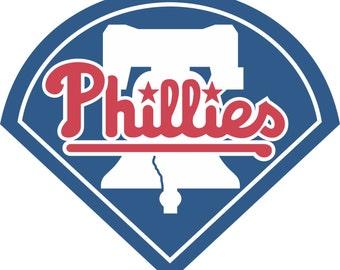 Philadelphia Phillies  MLB Decal/Sticker