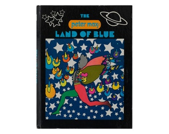 Land of Blue, Peter Max