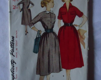 Jiffy Dress Sewing Pattern
